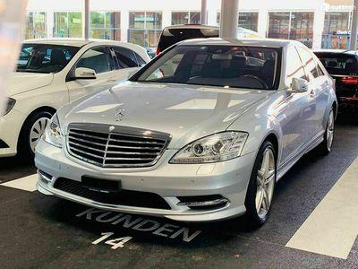gebraucht Mercedes S500 4-Matic AMG 7G-Tronic ( Luxuslimousine )