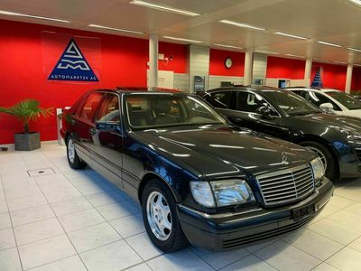 gebraucht Mercedes S600L S-Klasse S-CLASSAutomatic