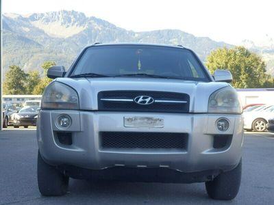 gebraucht Hyundai Tucson 2.0 CRDi VGT Premium 4WD