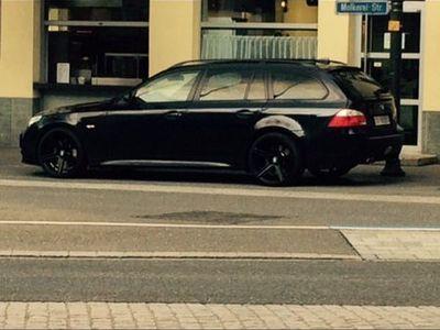 gebraucht BMW 535 5er d E Kombi M-Paket