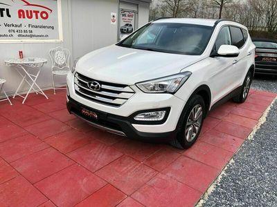 gebraucht Hyundai Santa Fe 2.0 CRDI Comfort 4WD