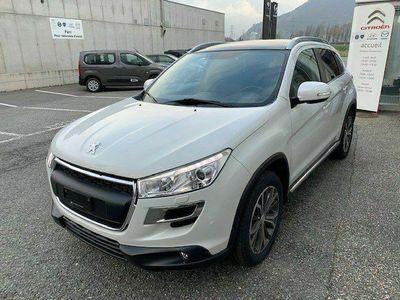 gebraucht Peugeot 4008 4008 1.8 HDi Allure 4WD1.8 HDi Allure 4WD