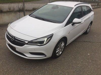 gebraucht Opel Astra Sports Tourer 1.6 CDTi top zustand