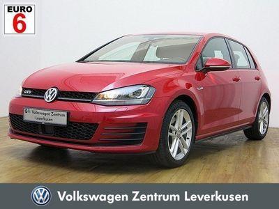 gebraucht VW Golf VII GTD 2.0 TDI PORT NAVI DCC XENON PDC SHZ