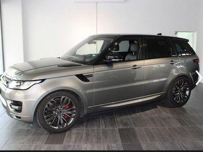 gebraucht Land Rover Range Rover Sport HSE 3.0 SDV6 HSE Dynamic