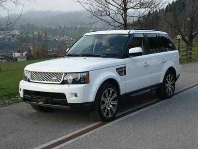 gebraucht Land Rover Range Rover Sport 5.0 V8 SC Autobiogr. Aut. (SUV