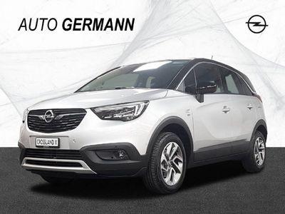 gebraucht Opel Crossland X 1.2 T 120 Years S/S