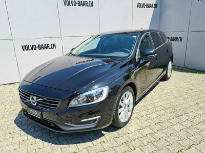 gebraucht Volvo V60 2.4 D4 Summum AWD