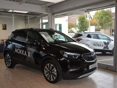 gebraucht Opel Mokka X 1.6CDTi Excel 4WD