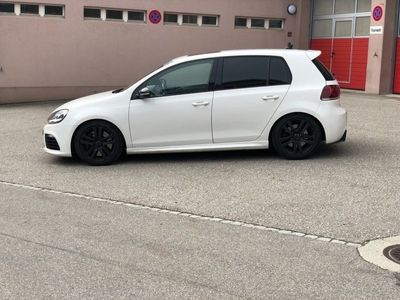 gebraucht VW Golf 2.0 TSI R 4Motion DSG