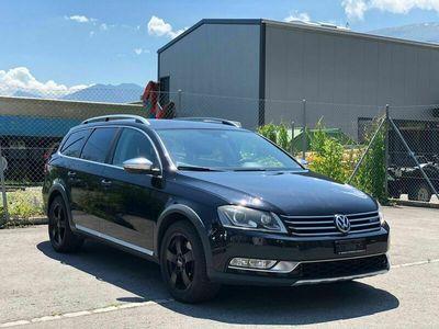 gebraucht VW Passat Alltrack Passat V2 OallT 4 Motion