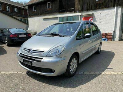 gebraucht Citroën Xsara Picasso Picasso 1.6 HDI *Frisch AB MFK*8Fachbereift*