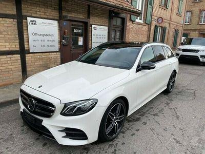 gebraucht Mercedes E200 E-KlasseAMG Line 9G-Tronic