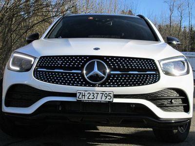 gebraucht Mercedes GLC300 GLC-Klasse 2020AMG Line 4Matic 9G-Tronic * Neues CH Modell - Voll