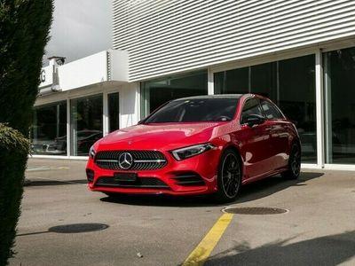 gebraucht Mercedes A250 A-Klasse A 250 AMG Line 7G-DCT A-KlasseAMG Line 7G-DCT