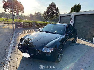 gebraucht Maserati Quattroporte 4.2 V8 Sport