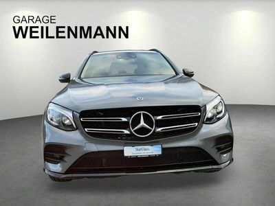 gebraucht Mercedes GLC300 AMG 4Matic