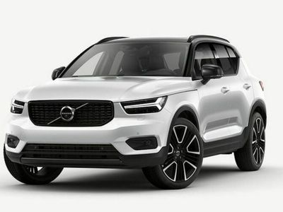gebraucht Volvo XC40 B5 Benzin Mild Hybrid AWD R-Design Geartronic
