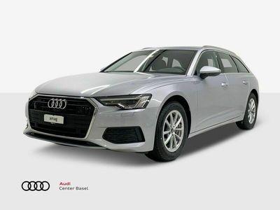 gebraucht Audi A6 Avant 40TDI Attraction S-tronic