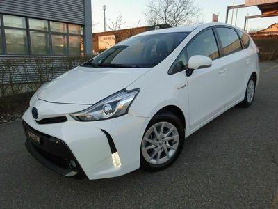 gebraucht Toyota Prius+ 1.8 VVT-i HSD Comfort TAXI ZULASSUNG