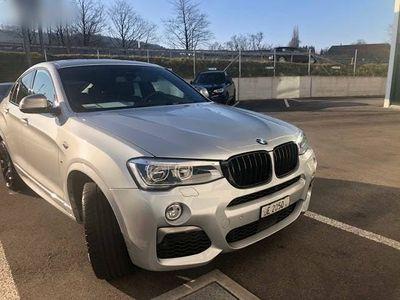 gebraucht BMW X4 M40i, Erstzulassung 04.2016, Garantie bis Jan. 2021