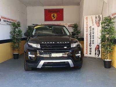 gebraucht Land Rover Range Rover evoque  2.2 SD4 Dynamic AT9