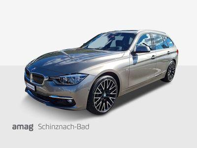 gebraucht BMW 335 d xDrive Touring Luxury Line Steptronic