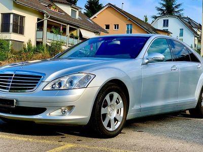 gebraucht Mercedes S320 S-Klasse MercedesCDI Luxus Limousine