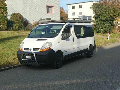 gebraucht Renault Trafic Kombi 2.9 t L2 1.9 dCi 82