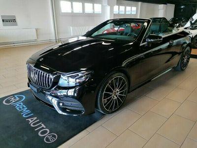 gebraucht Mercedes E300 AMG Line Cabriolet