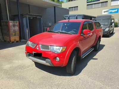 gebraucht Mitsubishi L200 L 200 2.5 DID Invite Double Cab