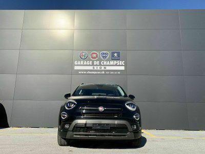 gebraucht Fiat 500X 2.0MJ Cross 4x4