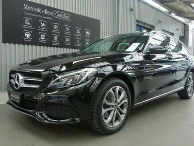 gebraucht Mercedes C220 C-Klassed Swiss Star Avantgarde 4Matic 9G-Tronic