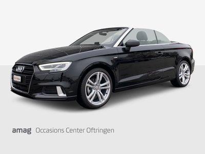 gebraucht Audi A3 Cabriolet 35 TFSI Sport S-tronic