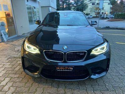 gebraucht BMW M2 Drivelogic *Swiss Premium & Komfort Paket*