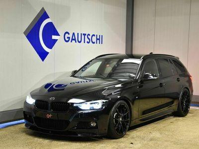 gebraucht BMW 340 3er i xDrive Touring Power & Sound Steptronic
