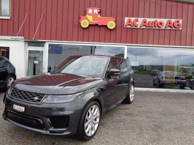 gebraucht Land Rover Range Rover Sport 5.0 V8 S/C HSE Dynamic Automati