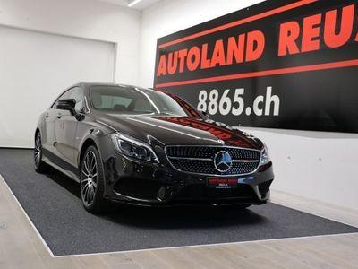 gebraucht Mercedes CLS350 d 4Matic 9G-Tronic