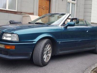 gebraucht Audi 80 Cabriolet2.8 Muss weg!!