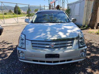 gebraucht Cadillac SRX 3.6 V6 Sport Luxury 4WD