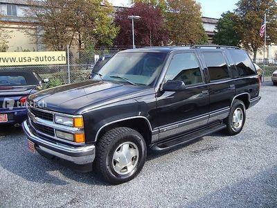 gebraucht Chevrolet Tahoe 5.7 V8 Pack B 4x4