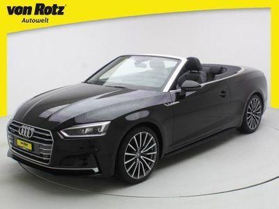 gebraucht Audi A5 Cabriolet 45 TFSI Spo. qu