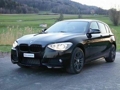 gebraucht BMW 118 1er d xDrive M-Paket