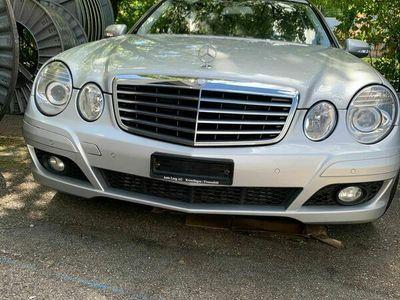 gebraucht Mercedes E220 E-Klasse MercedesCDI T Diesel Avantgarde