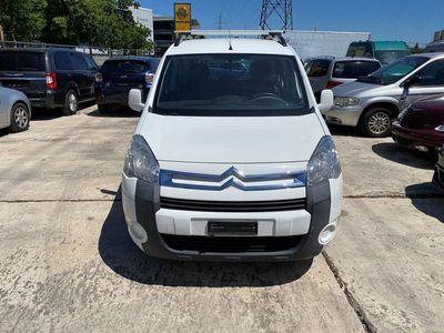 gebraucht Citroën Berlingo 1.6 HDi Multispace