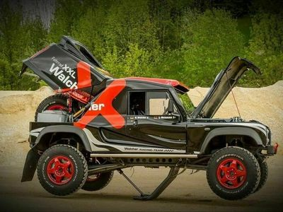 gebraucht Land Rover Defender Bowler Wildcat QT