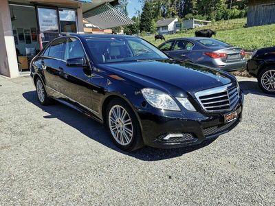 gebraucht Mercedes E350 E-KlasseCDI BlueEff. Avantgarde 4Matic 7G-Tronic