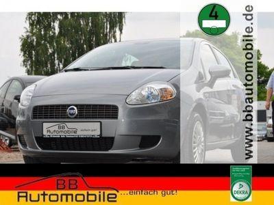 gebraucht Fiat Grande Punto 1.4 8V Dynamic (5TRG)