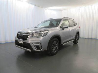 gebraucht Subaru Forester 2.0i e-Boxer Luxury