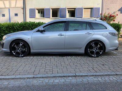 gebraucht Mazda 6 GH Kombi 2,0LT, PS 147, Automat frisch ab MFK